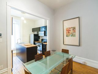 Great location!!!! 2 blocks from Berri-UQAM metro station & 5 min walk to old...