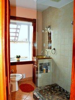 Bathroom 1 : shower