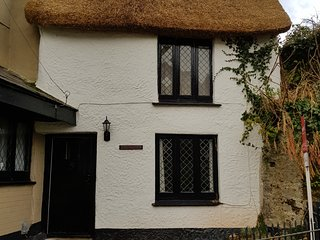 Character Thatched  2 Bedroom  Holiday Cottage in Paighton, Devon
