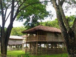 Dhansiri EcoCamp - Cottage 102 ~ ইক'ৰা ~, holiday rental in Golaghat District
