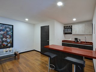Provenza Lofts 211  in Poblado, 2 blocks of Parque Lleras