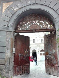 portone ingresso principale