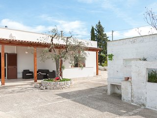 Charming Villa for 4 people in Monopoli's Countryside