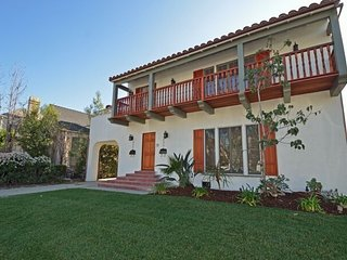 Luxury Spanish Home: Best location to tour L.A.