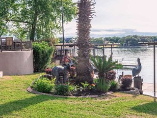 Lakeside Living at it's Best! Walk to Private Boat Dock, Soak up the Sun, Enjoy