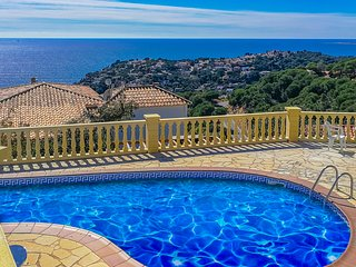 Villa Mirador, Piscine privée, vue sûr la mer fantastique, renovée