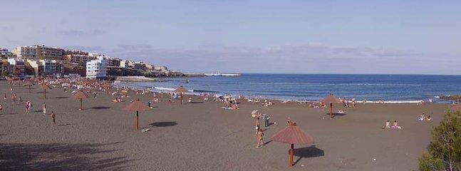 Melenara strand