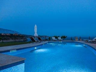 Blue Sea view villa  5bedrooms, private pool
