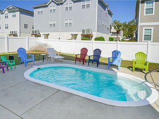 ** ALL-INCLUSIVE RATES ** Pelican's Landing - Private Pool & Close to Beach