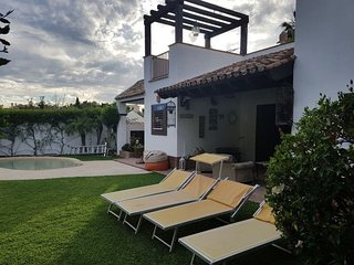Villa 101 m from the center of Marbella with Internet, Pool, Air conditioning, P