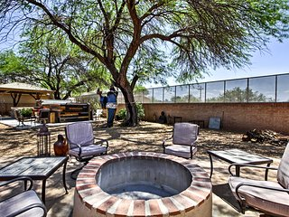 Tucson Casita w/Outdoor Oasis by Miles of Trails!