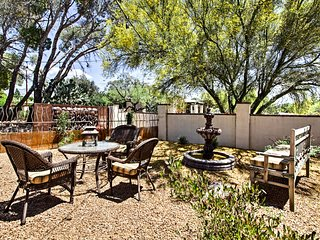 Tucson Home w/Porch & Lavish Yard Near Trail Heads