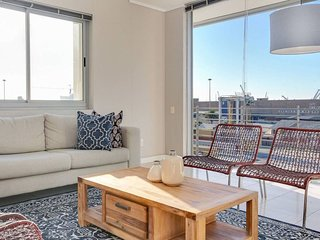 Apartment 256 m from the center of Cape Town with Air conditioning, Parking, Was