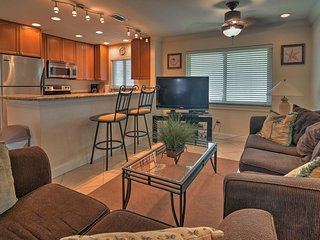 NEW! St. Pete Beach Resort Condo - Walk to Water!