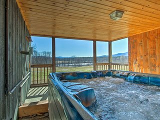 NEW! Bethel Home w/Hot Tub- Mins to Outdoor Areas!