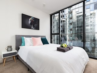 NEW!MelbourneCBD Relax and clean Lv25 1BR FreeWifi