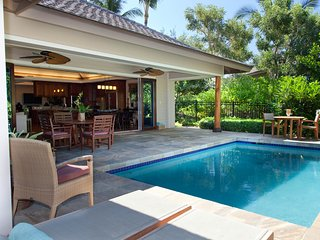 ❤️PiH❤️ Coral Reef Villa ★ Large Home with Private Cottage ★ Private Pool & Spa