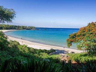 ❤️PiH❤️  Majestic Ocean Villa ★ Stunning Mauna Kea Resort ★ Best Beaches ★ Bikes