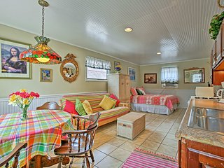 NEW! Pentwater Bungalow 4 Blocks From the Beach!