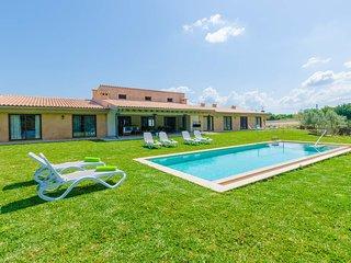 BINIBONA GRAN - Villa for 16 people in Binibona