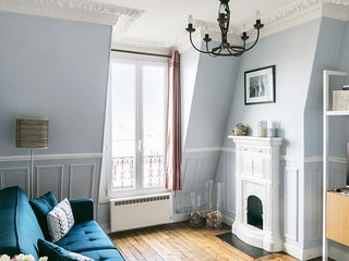 Apartment in the heart of Paris - W382