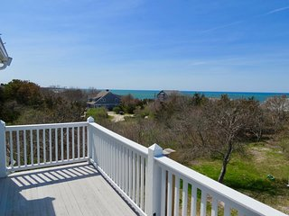 Bay Views, 1-Minute Walk to Brewster Beach & Flats: 180-B