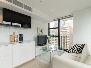 Melbourne CBD cozy high-class area 2BD Free-Wifi