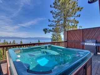 NEW LISTING - 3 BR Lake View Home in Tahoe City with Tahoe Park HOA