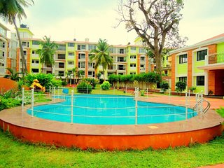 'ARABIDA' Aptmt in the heart of Candolim