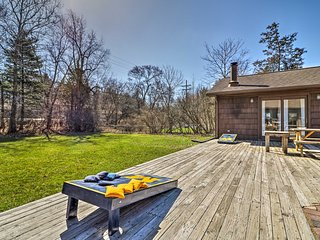 NEW! Spacious Ann Arbor House w/ Deck & Game Room!