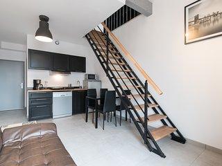 Urban loft Lyon Part-Dieu Design et HiTech