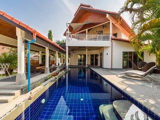 Amber Pool Villa