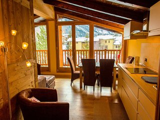 Luxury Chalet 5 minutes walk from the ski lifts