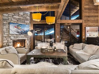 Apartment Chalet Artemis - The most Luxury Penthouse in Val d'Isère