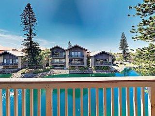 Our House at the Beach - 2BR Condo w/ 2 Balconies, Pool & Beach Access