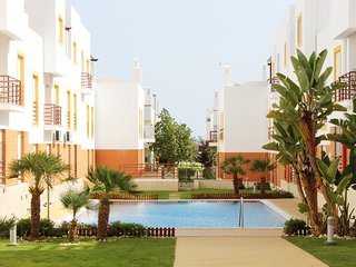 C-11 - New and spacious 2 bedroom apartment on the ground floor with shared pool