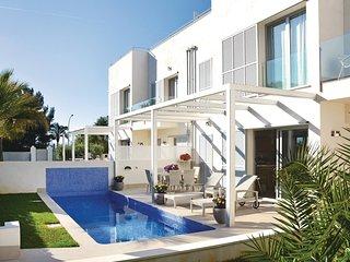 4 bedroom Villa in Ses Palmeres, Balearic Islands, Spain : ref 5537292