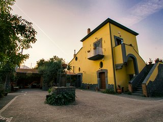 Villa Rosa al Vesuvio