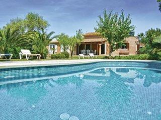 3 bedroom Villa in Pollenca, Balearic Islands, Spain : ref 5533941