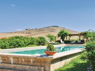 2 bedroom Apartment in Bagno Vignoni, Tuscany, Italy : ref 5536578