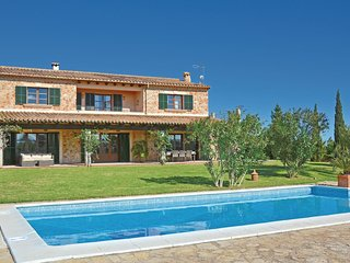 4 bedroom Villa in Inca, Balearic Islands, Spain : ref 5533942