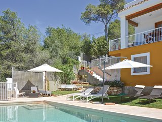 3 bedroom Villa in Playa de Talamanca, Balearic Islands, Spain : ref 5533929