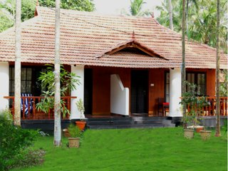 Yantra Ayurvedic Beach  Resort - Cheemeen Deluxe Cottage - 1