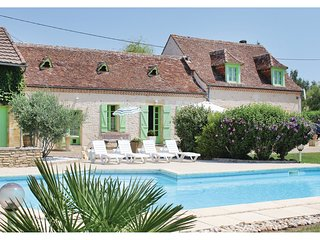 2 bedroom Villa in La Lande-de-Fronsac, Nouvelle-Aquitaine, France : ref 5536523