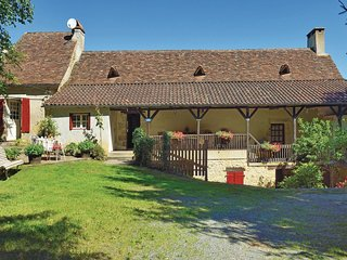 2 bedroom Villa in La Mouchardie, Nouvelle-Aquitaine, France : ref 5536511