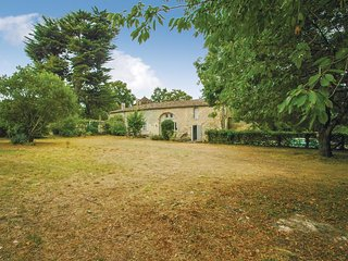 4 bedroom Villa in Saint-Germain-de-la-Riviere, Nouvelle-Aquitaine, France : ref