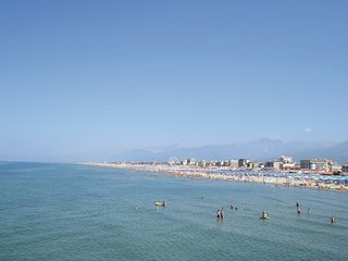 2 bedroom Apartment in Lido di Camaiore, Tuscany, Italy : ref 5535878