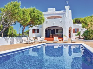 4 bedroom Villa in Cala Morell, Balearic Islands, Spain : ref 5533925