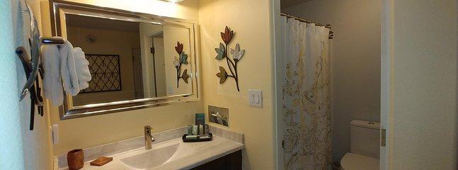 La vanidad y el baño