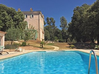 7 bedroom Villa in Les Hermentaires, Provence-Alpes-Cote d'Azur, France : ref 55